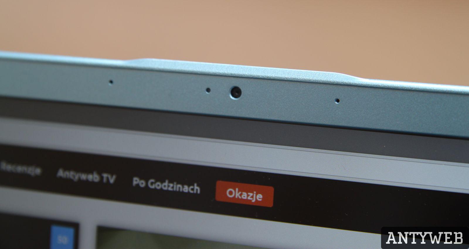 Acer Swift 3 kamera