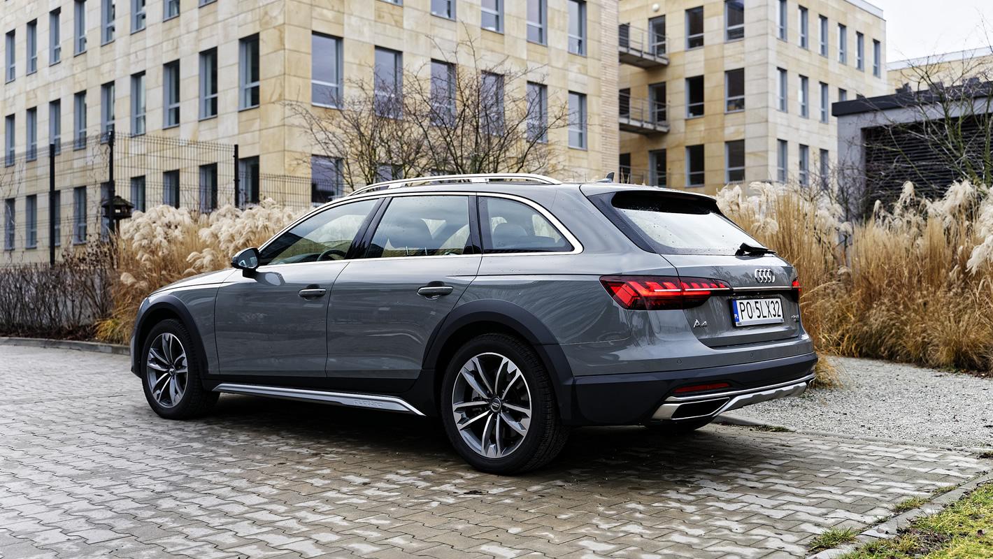 Audi A4 allroad quattro 45 TFSI S tronic