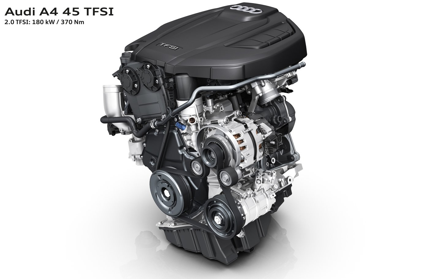 Audi A4 allroad quattro 45 TFSI S tronic z Mild Hybrid
