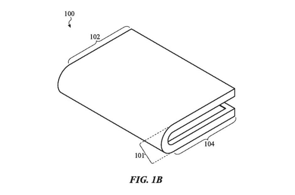 Składany smartfon Apple iPhone