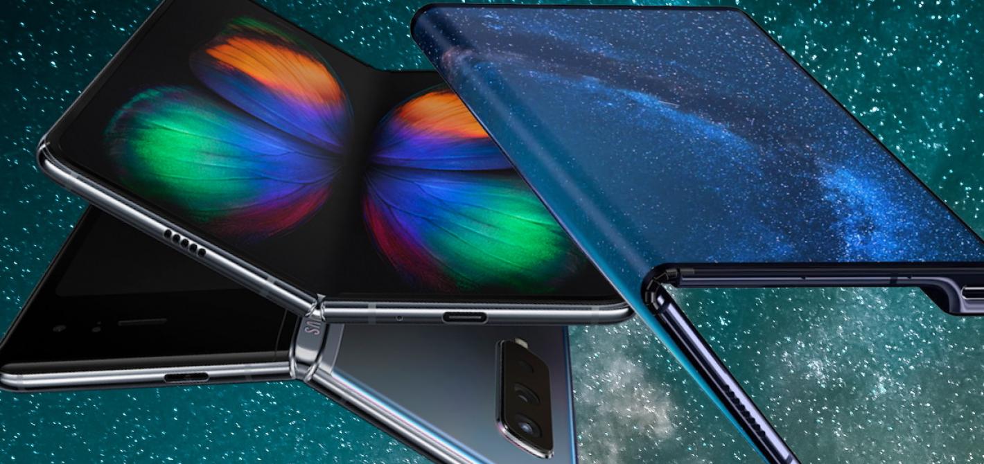 huawei galaxy fold smartfon