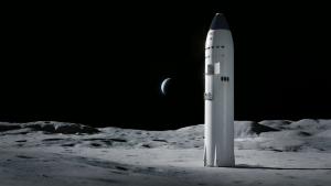 NASA wybrała lądownik księżycowy. SpaceX zarobi prawie 3 mld USD
