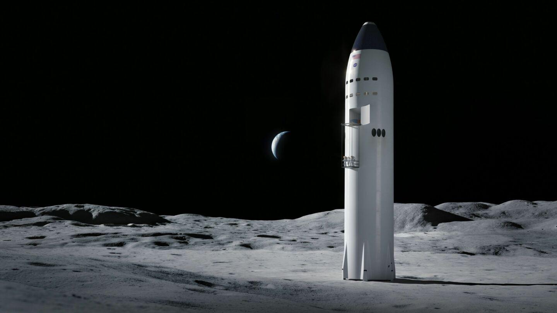 Space Starship wersja księżycowa