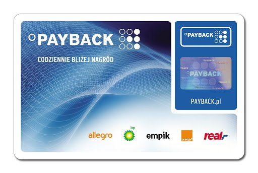 Stara karta Payback Allegro