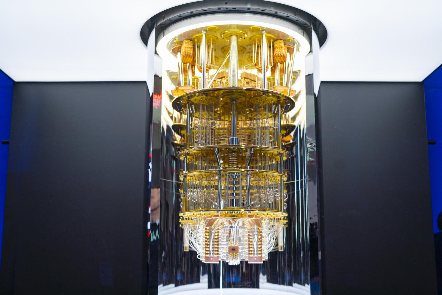 Komputer kwantowy IBM Q