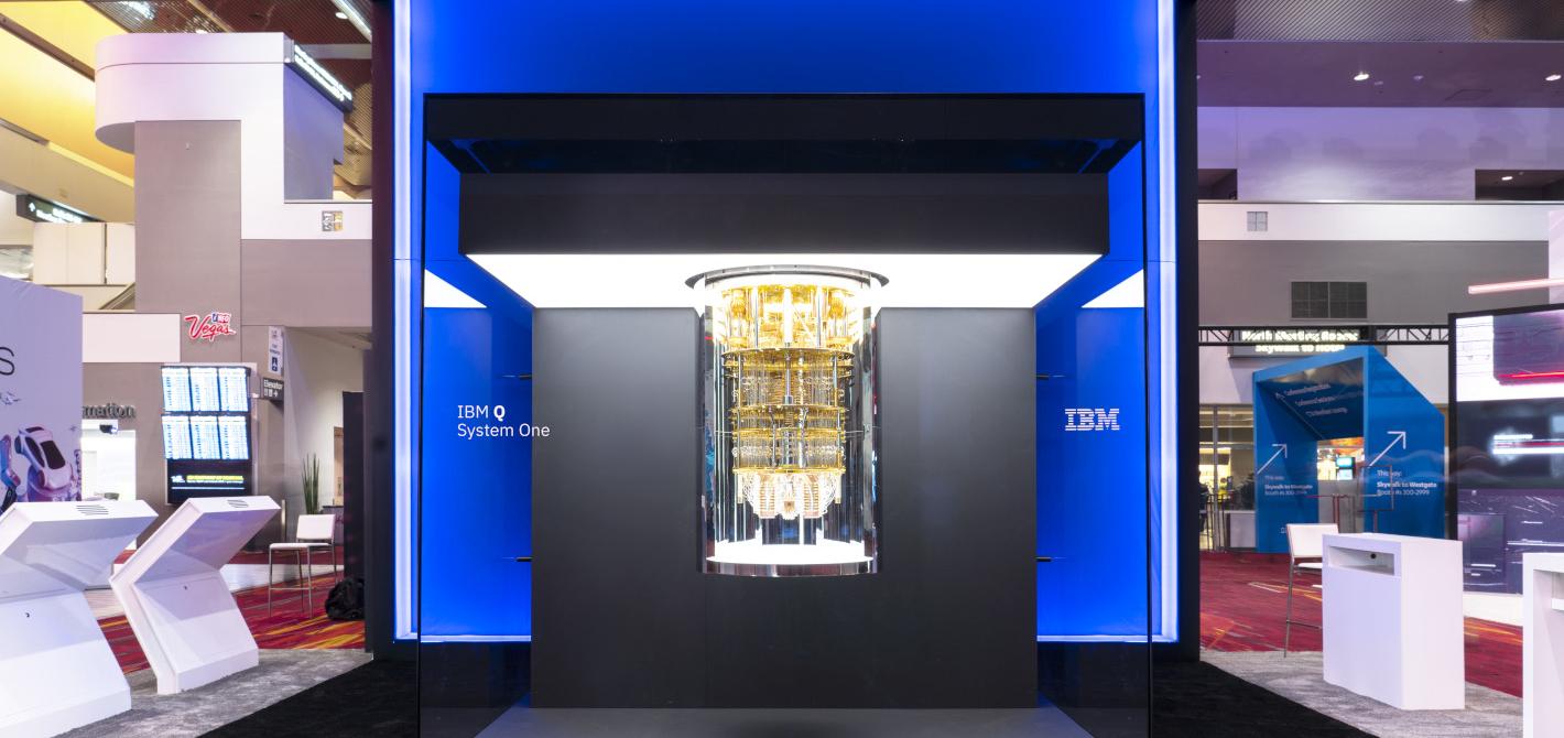 Komputer kwantowy IBM System One