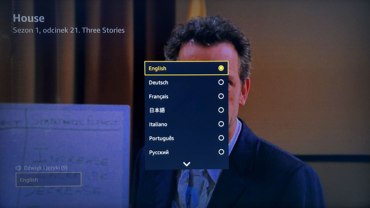 prime video smart tv