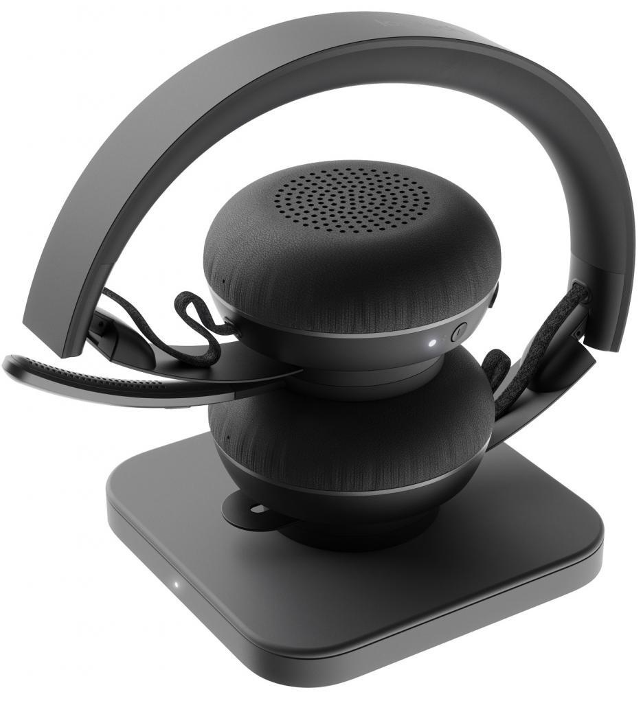 Logitech Zone Wireless: ładowanie indukcyjne