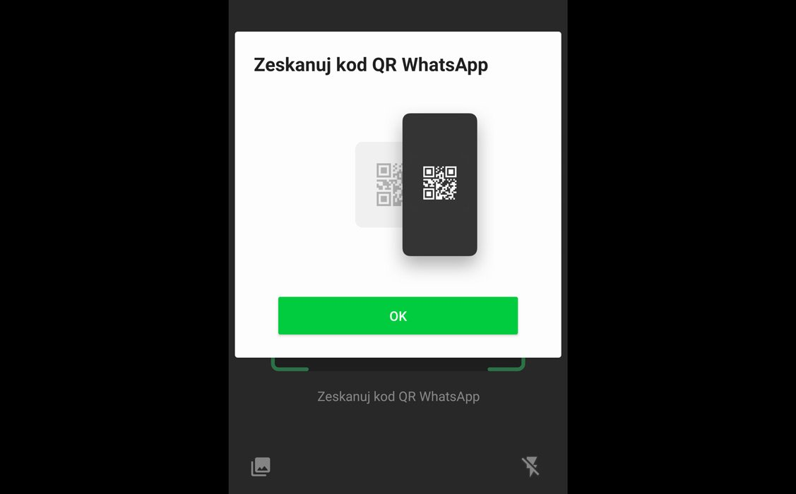 whatsapp kody qr