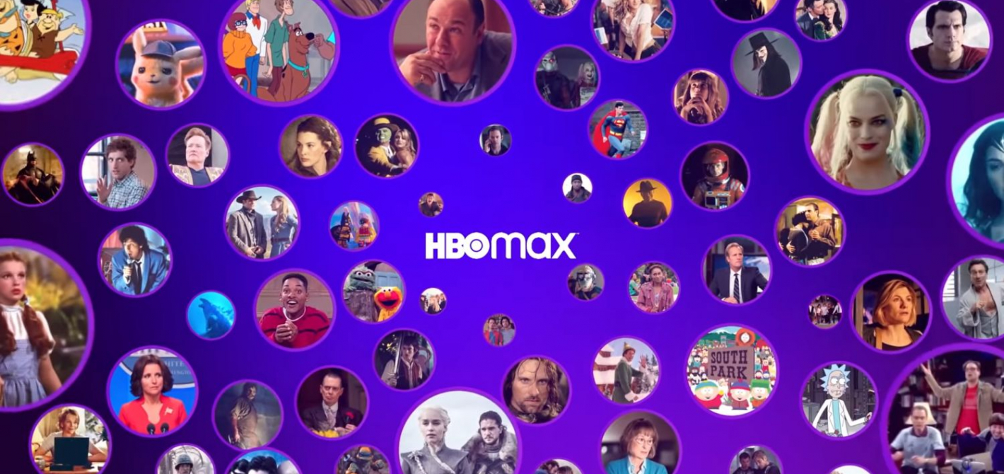 hbo max vod