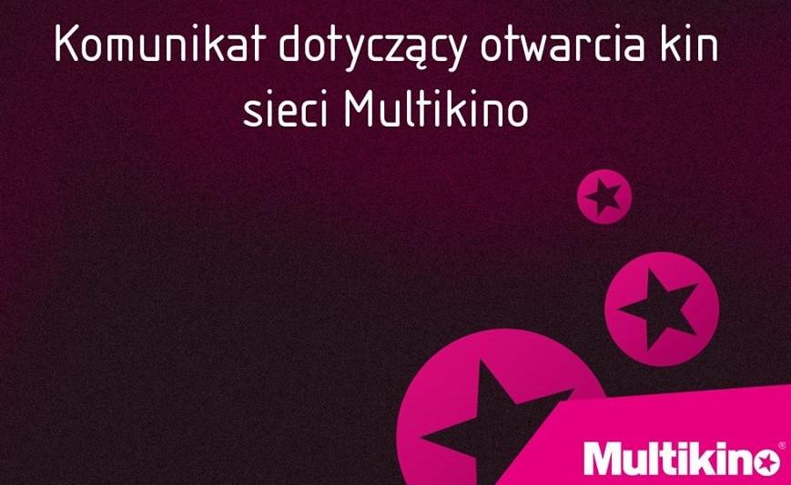 multikino otwarcie kin
