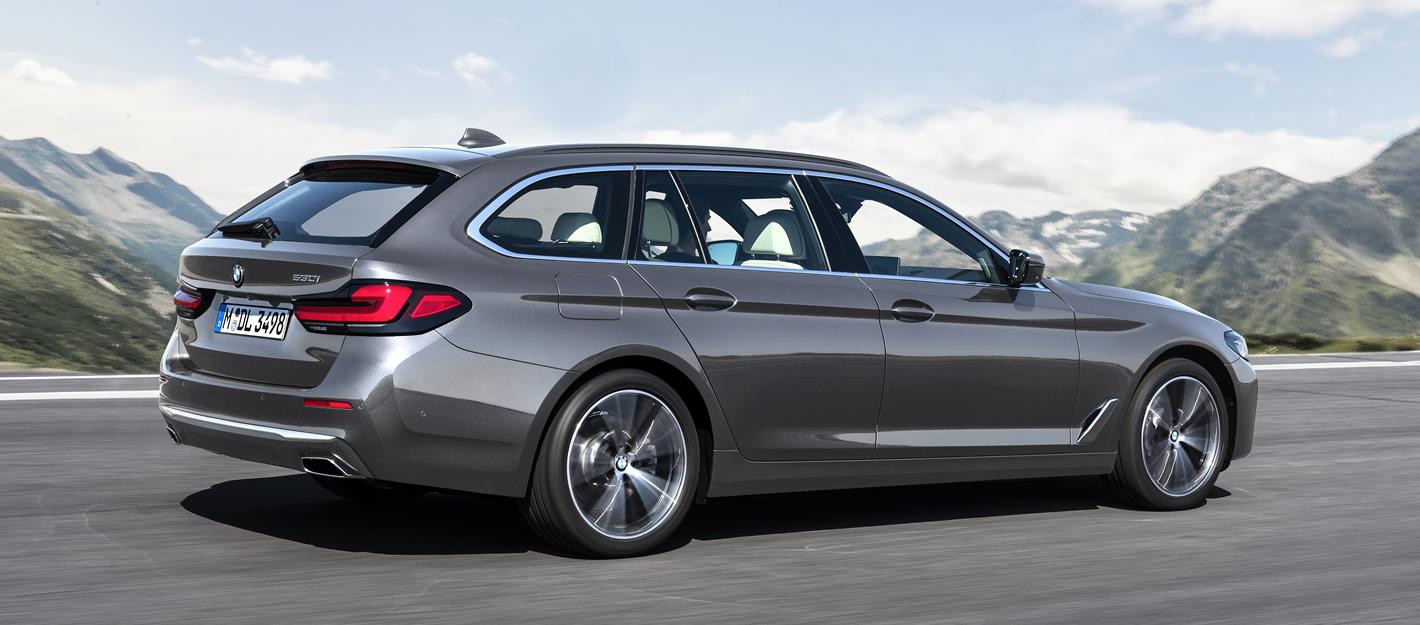 Nowe BMW serii 5 2021