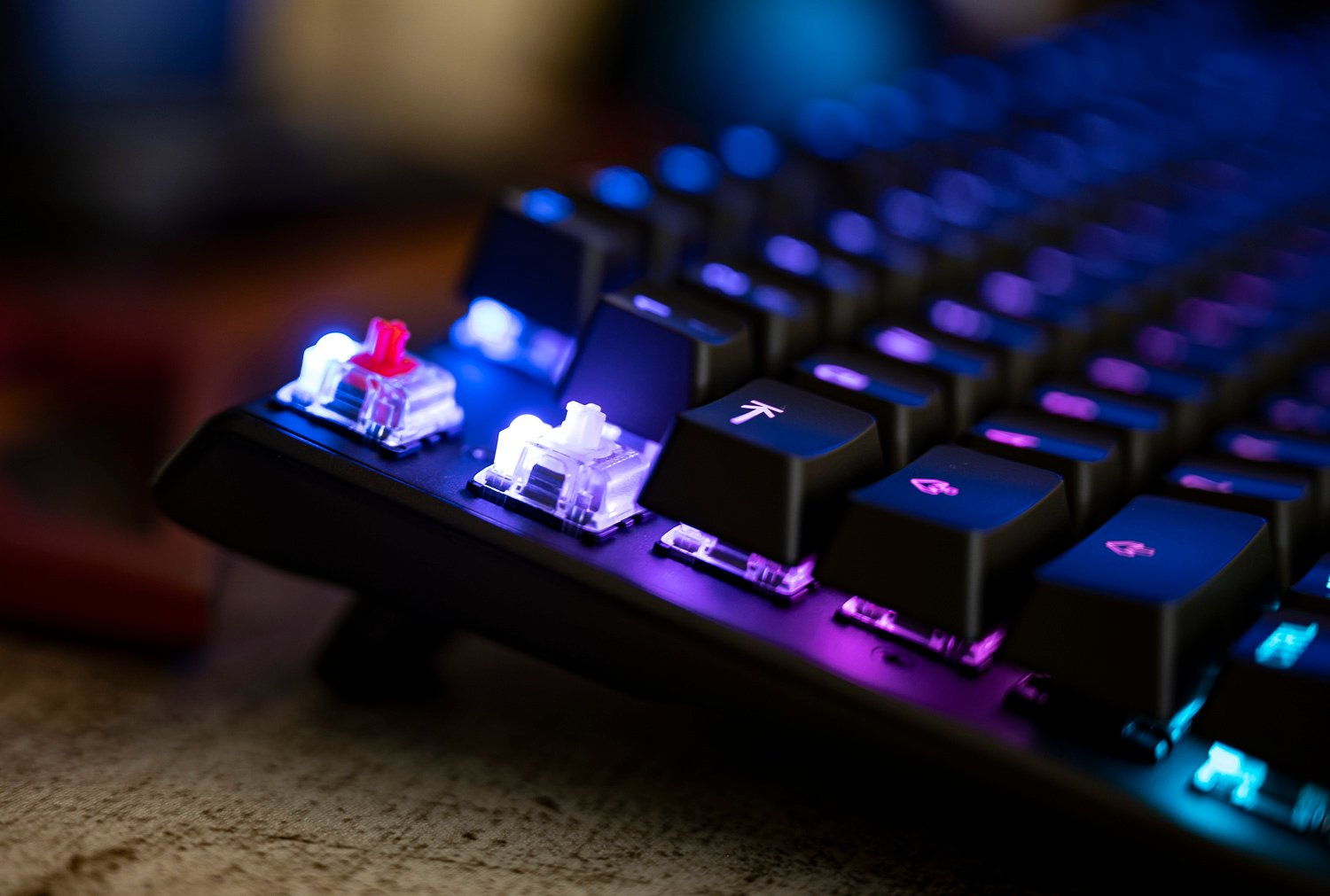 Apex Pro OmniPoint Switches