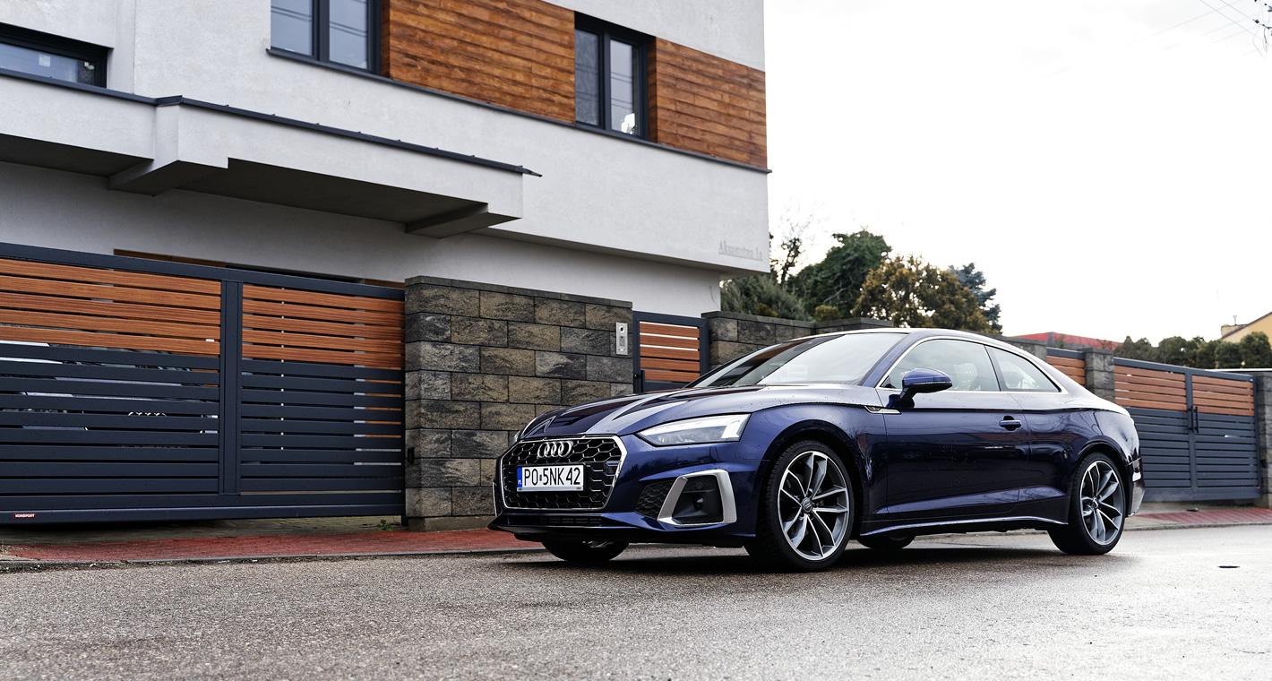 Audi A5 Coupe 40 TFSI S tronic 2020