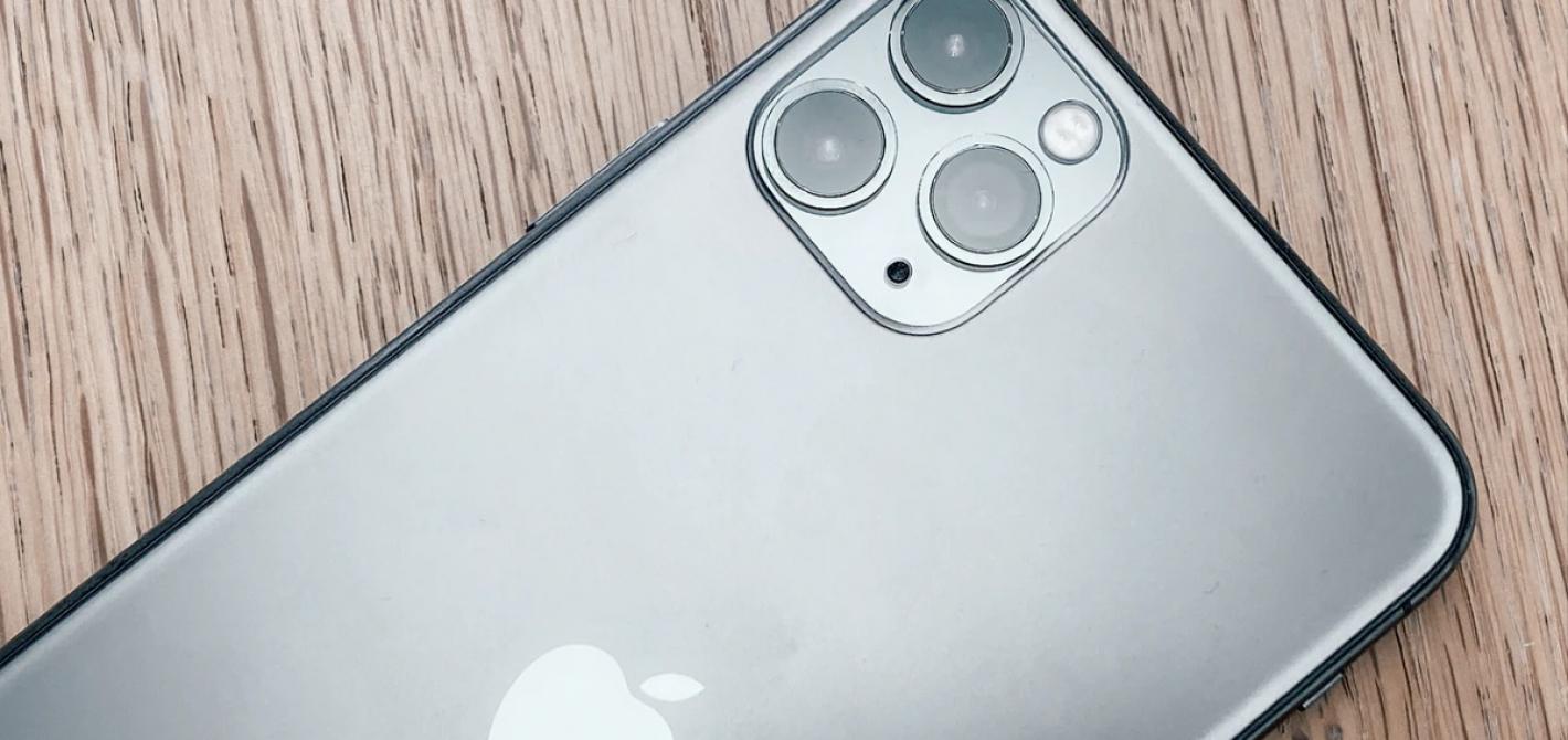 iphone 11 zielony ekran