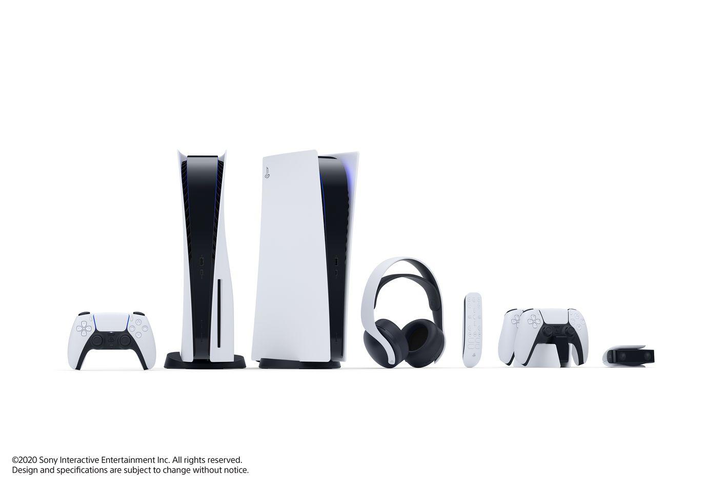 Sony Playstation 5 i akcesoria