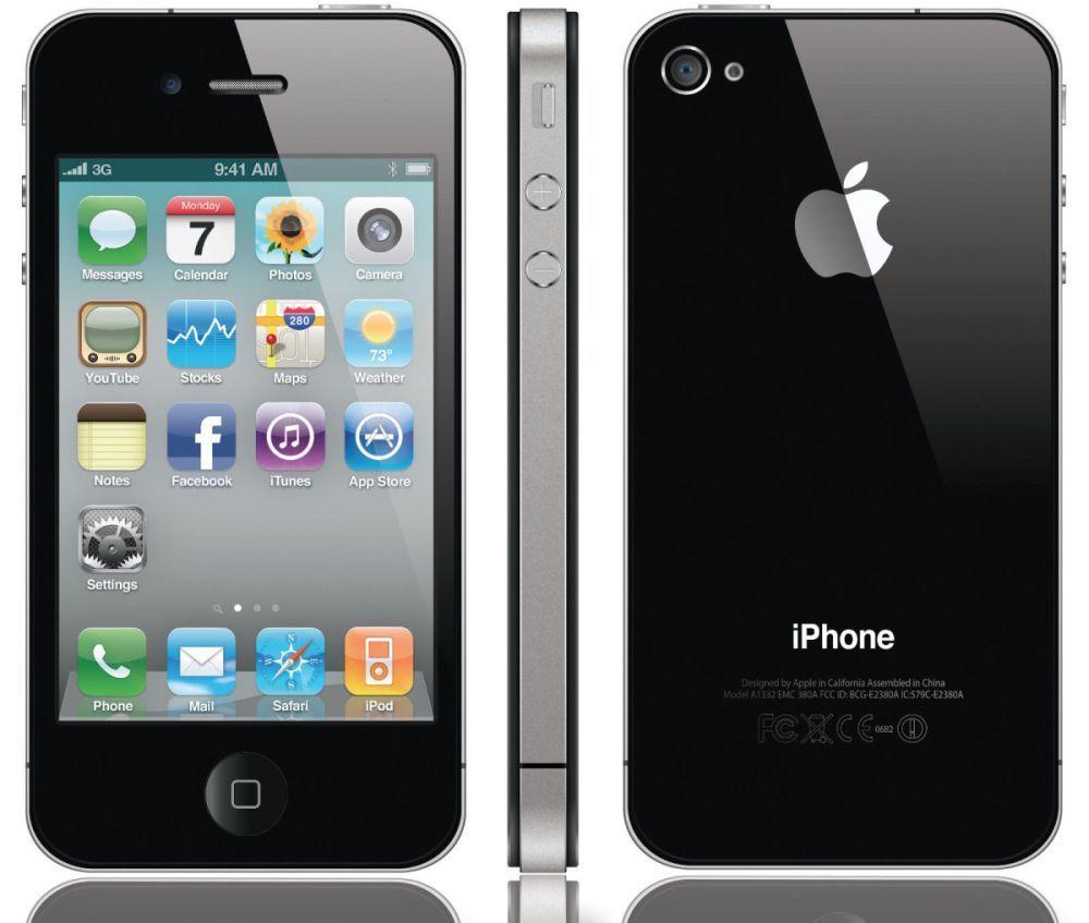 iPhone 12 nawiązuje do iPhone 4