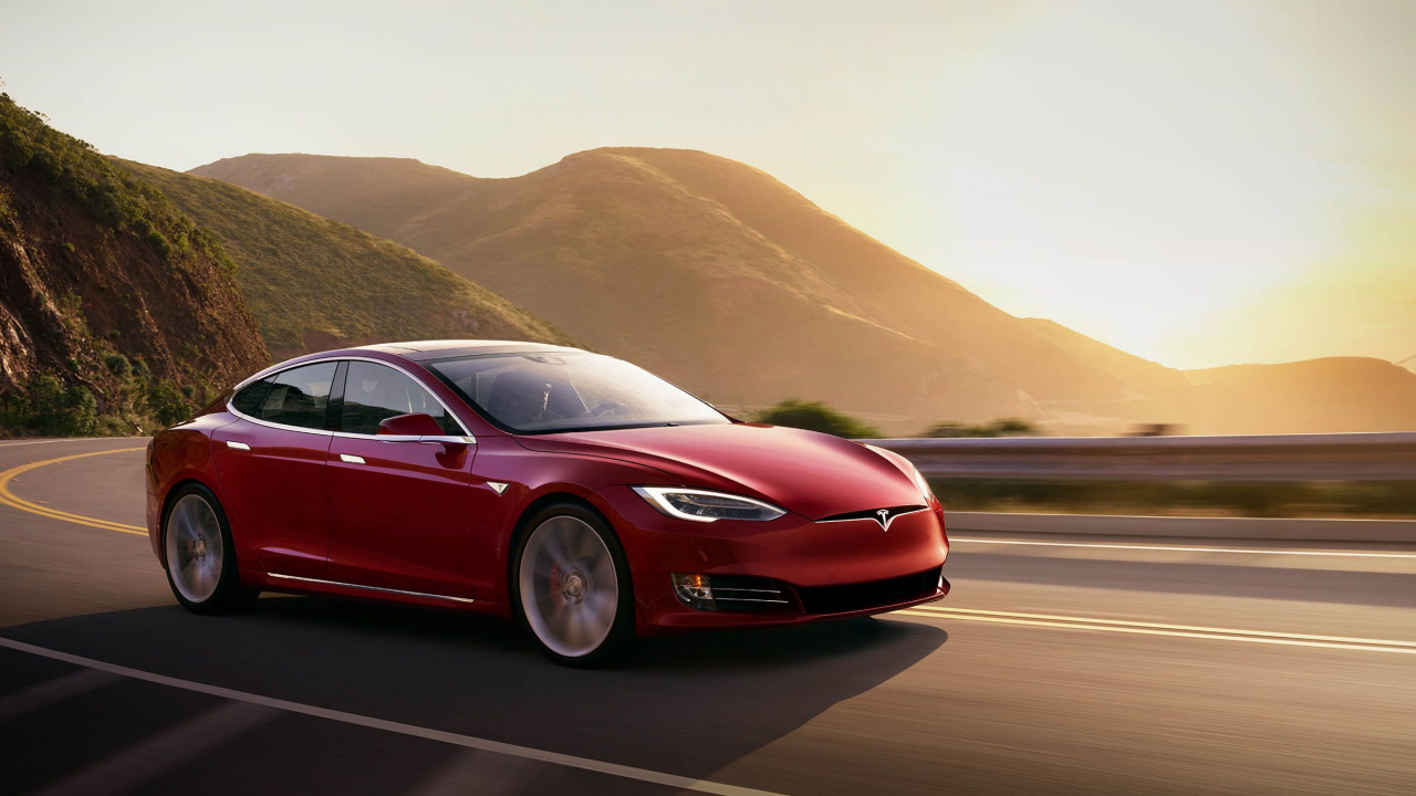 Tesla Model S zasięg