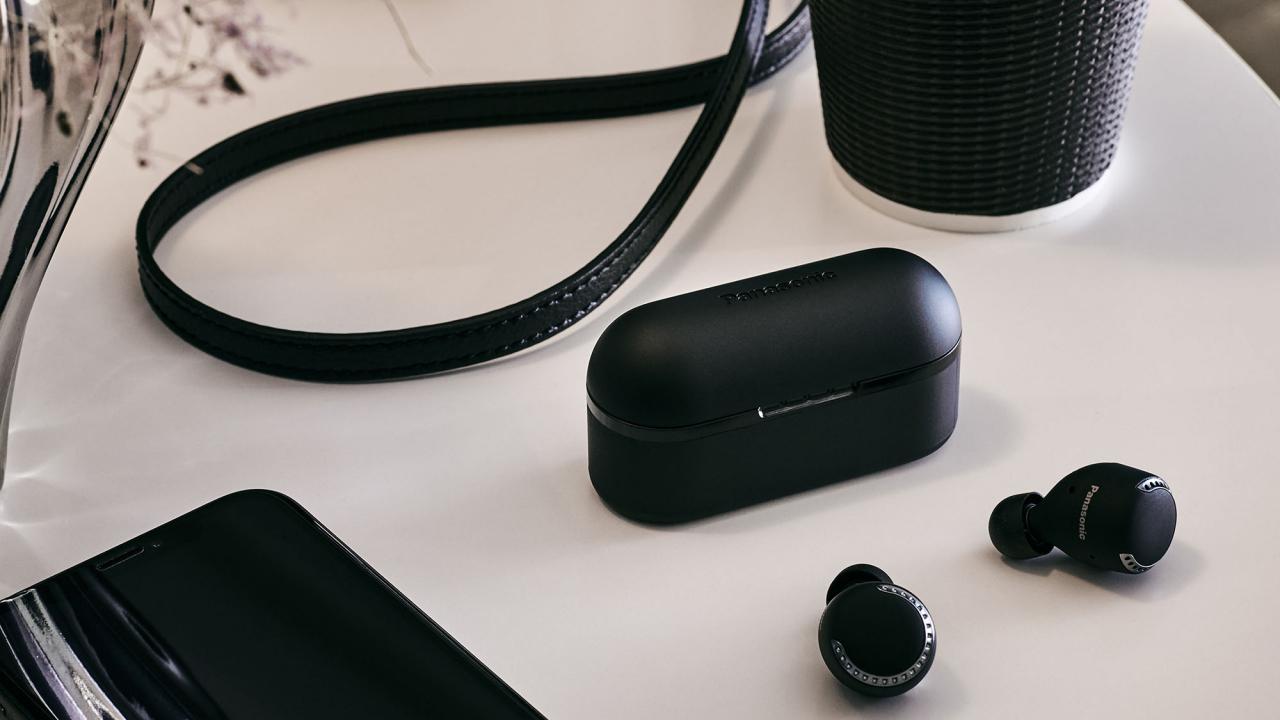 Panasonic RZ-S500W lifestyle dla kobiet torebka