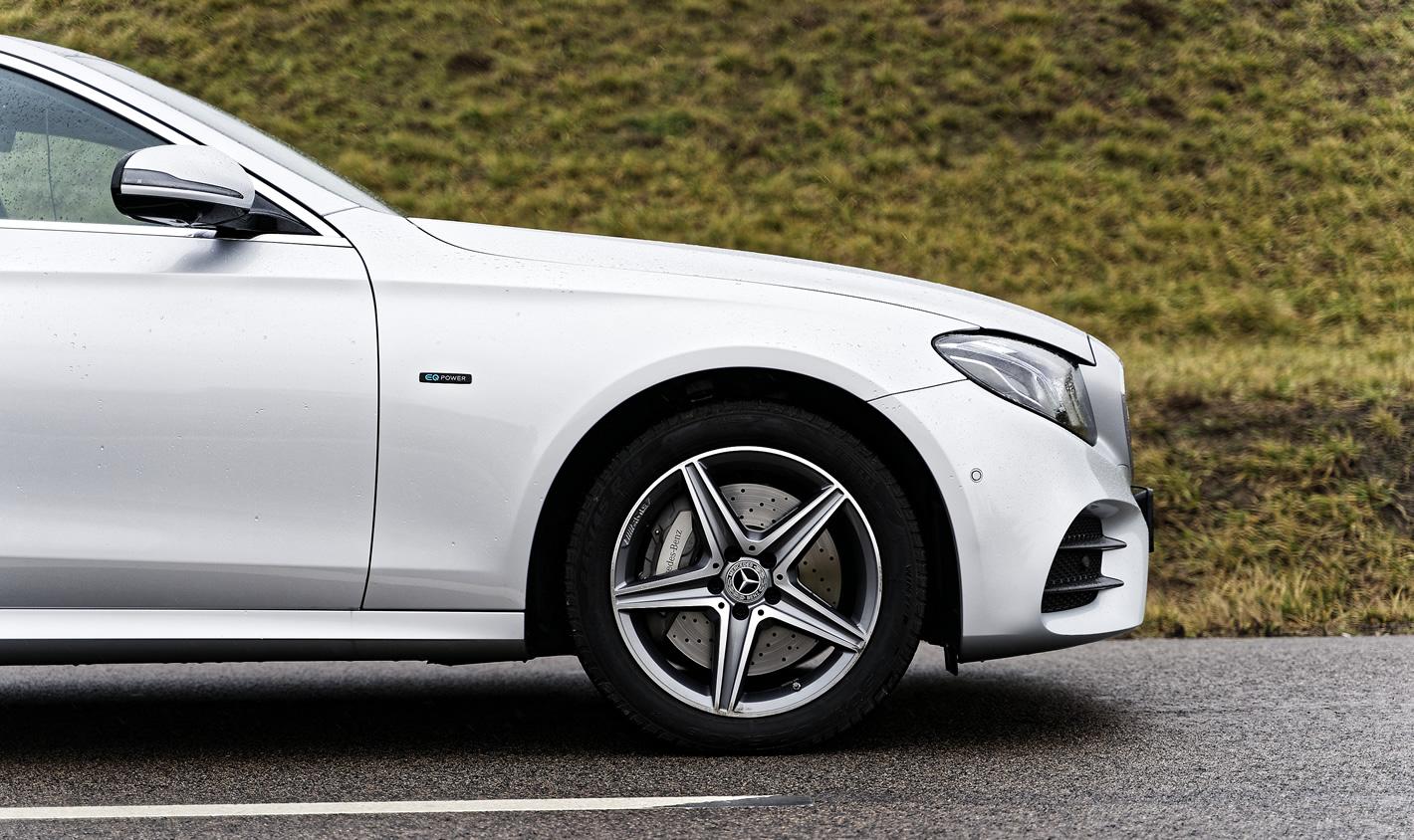 Mercedes-Benz E 300e Plug-In Hybrid