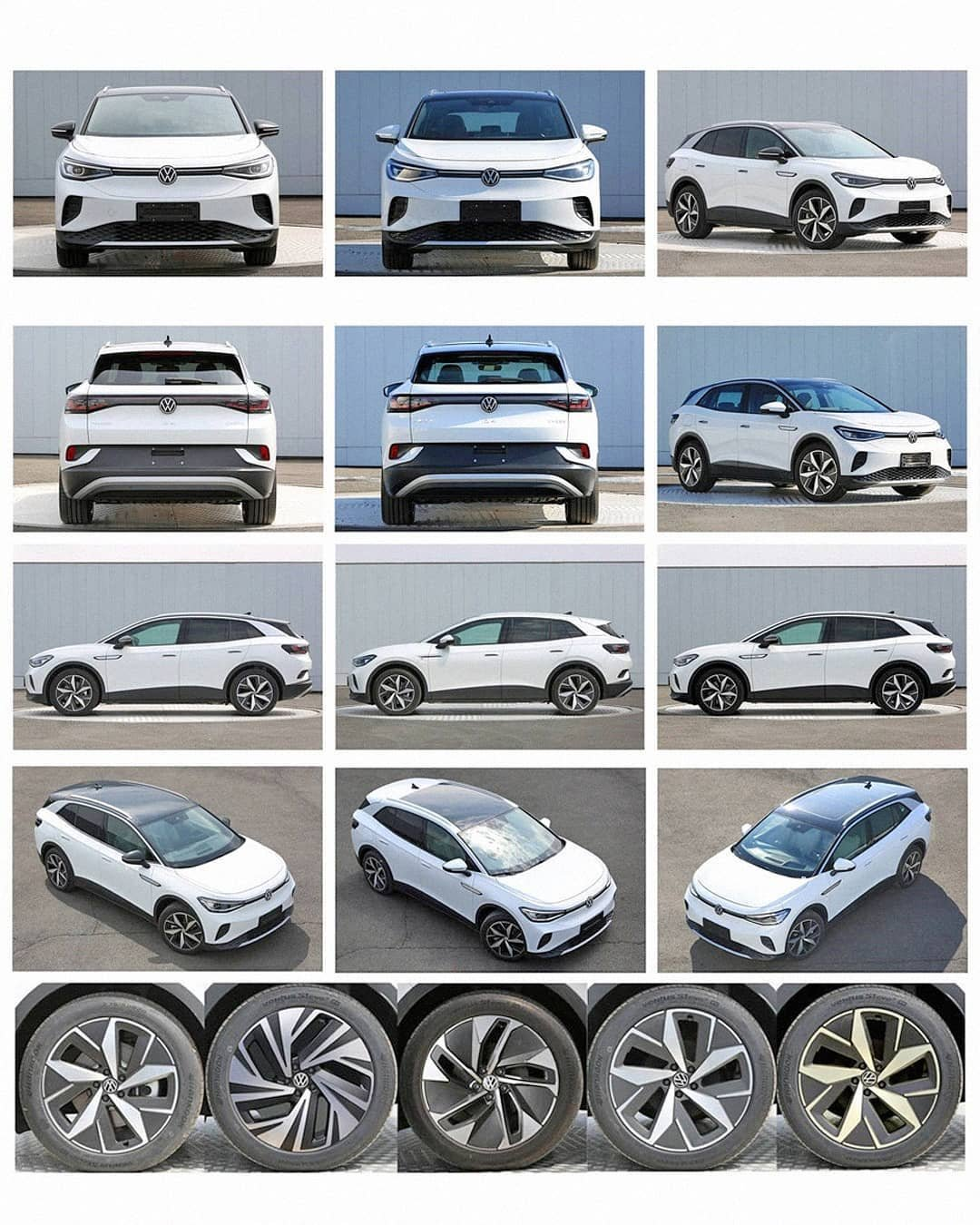 Volkswagen ID.4 zdjęcia