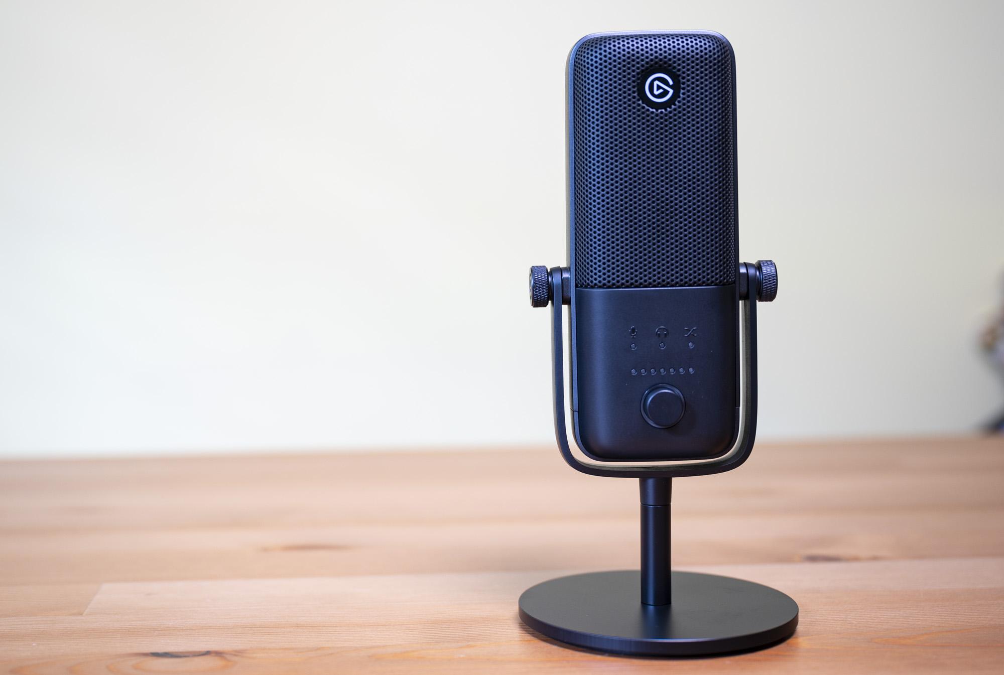 Elgato Wave:3 mikrofon