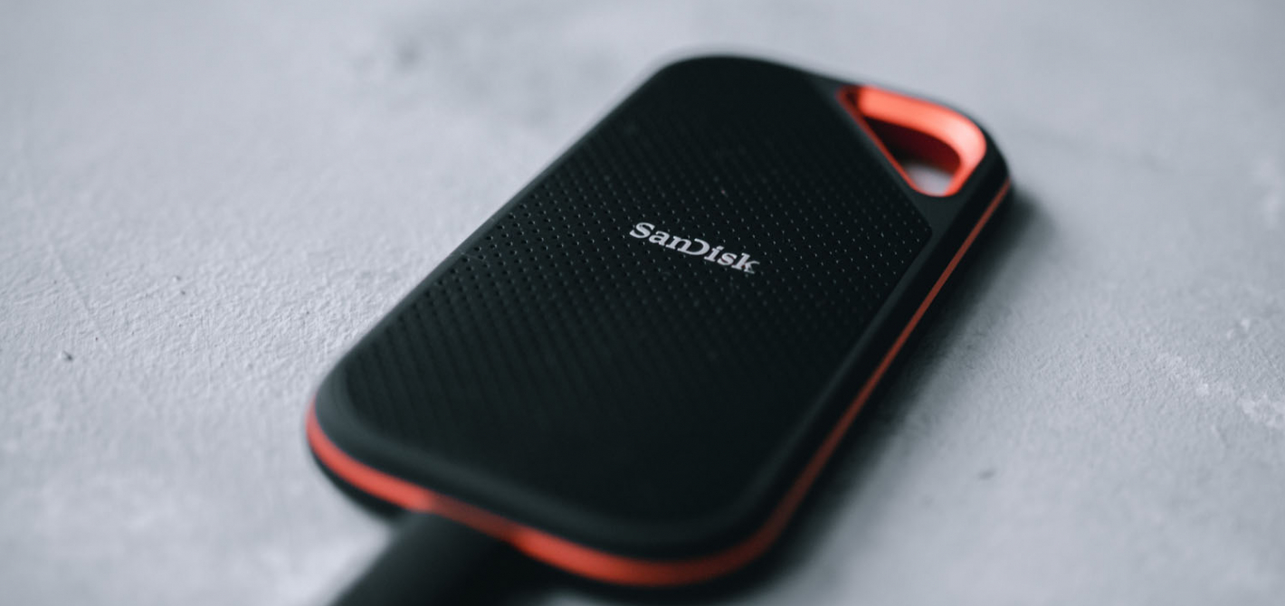 SanDisk Extreme PRO Portable SSD