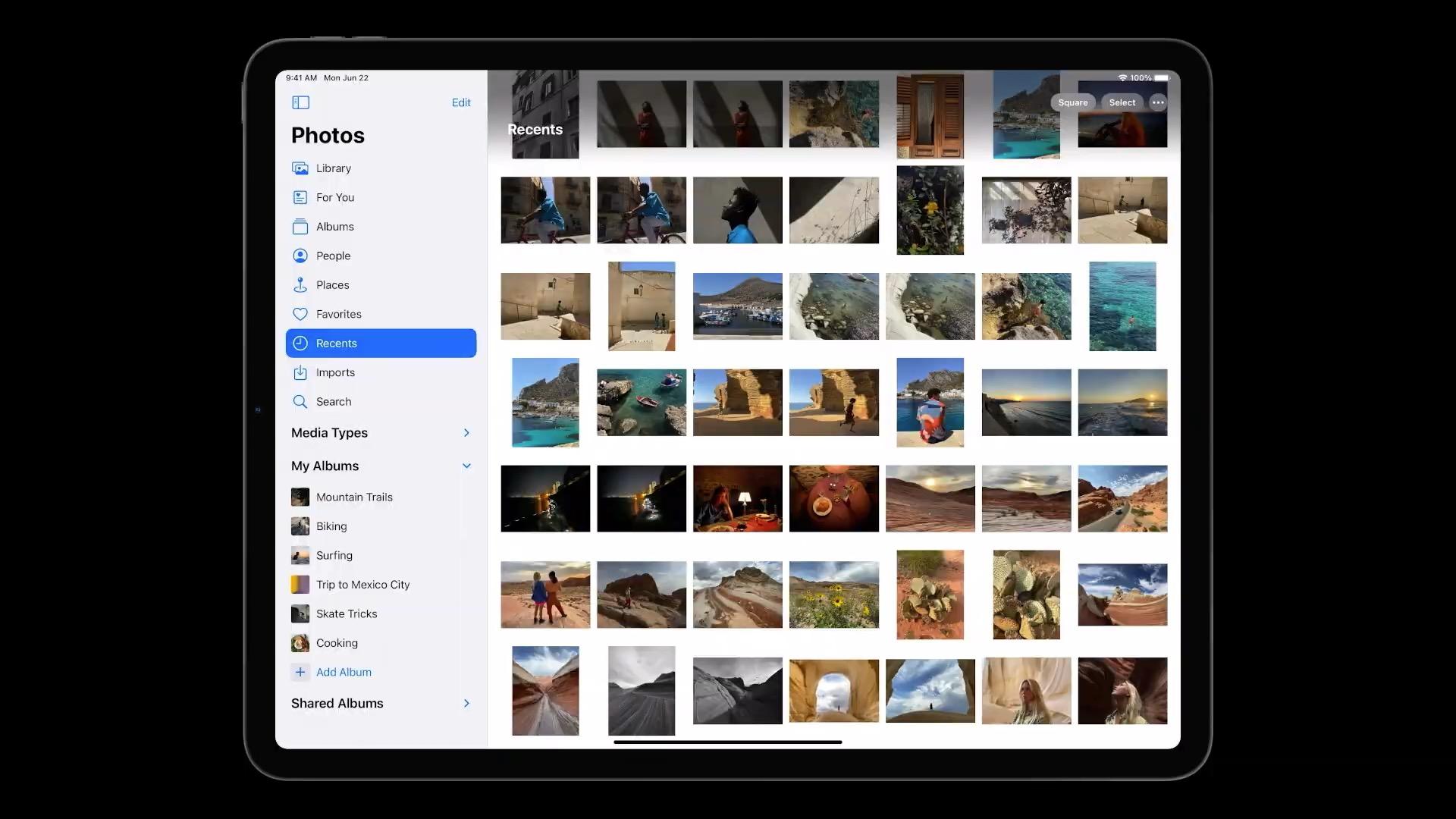 ipados 14 aplikacja zdjęcia