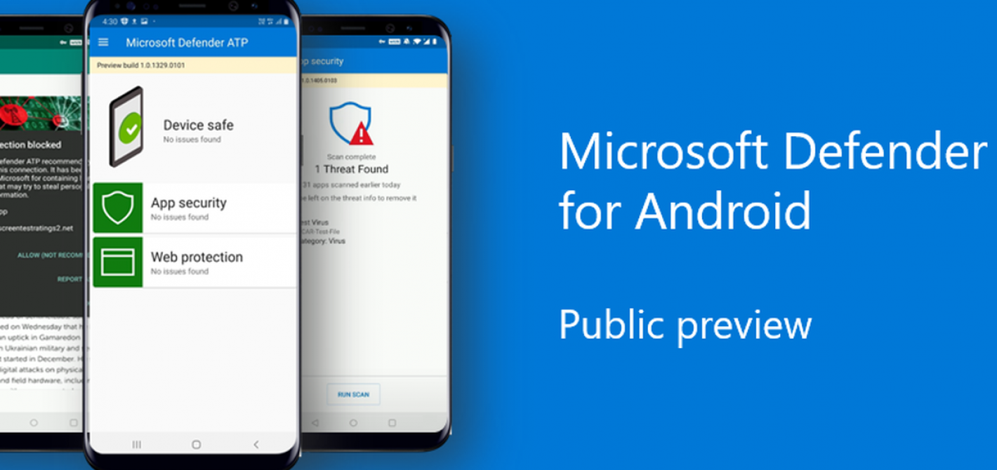 Microsoft Defender Android