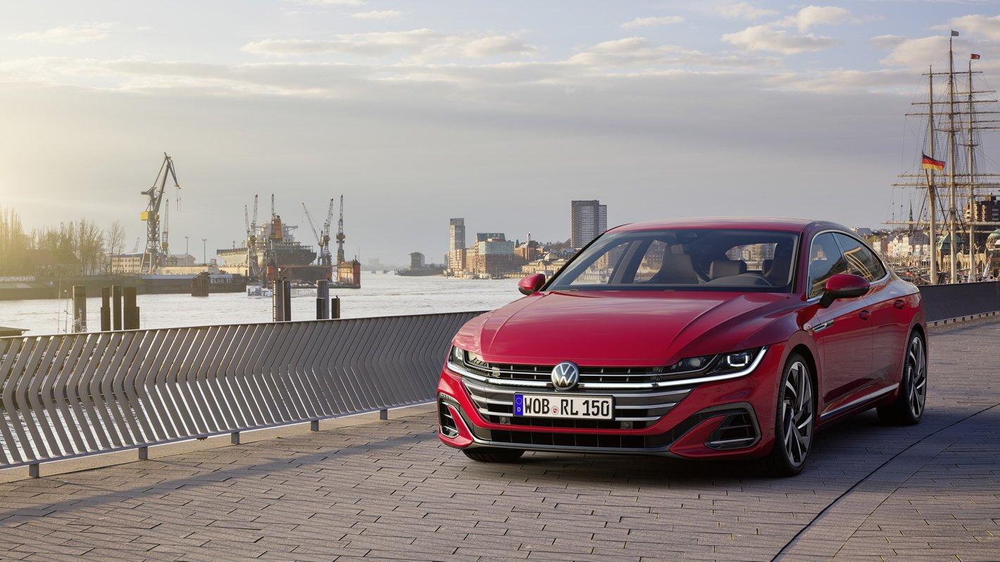Volkswagen Arteon 2021