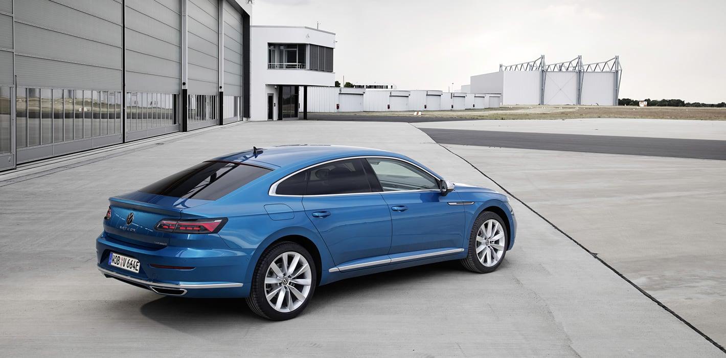 Volkswagen Arteon eHybrid 2021