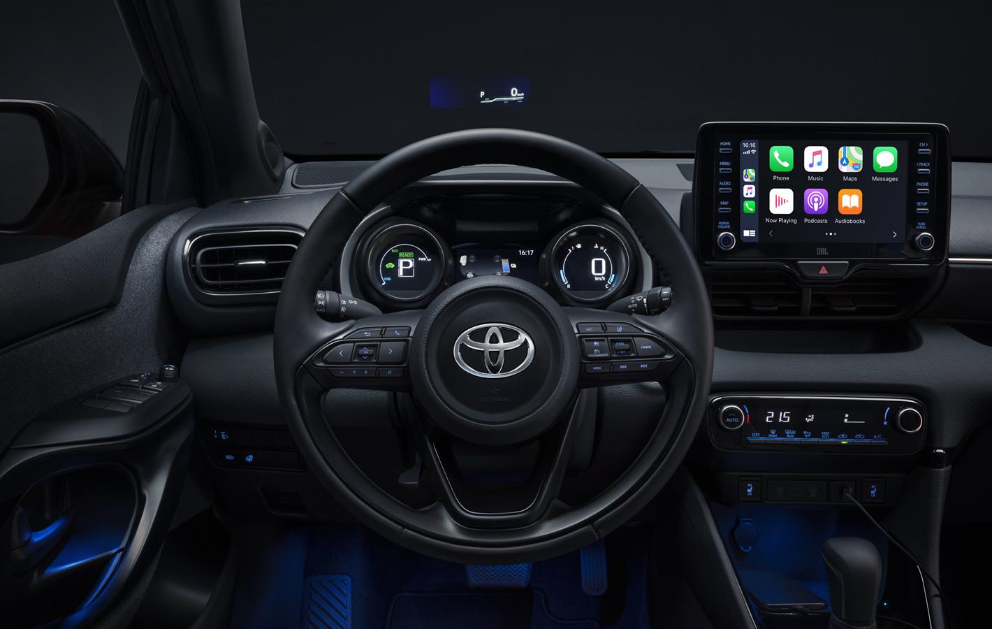Toyota Yaris Hybrid 2021