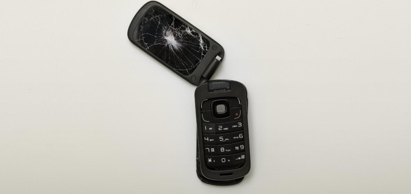 telefony z klapką