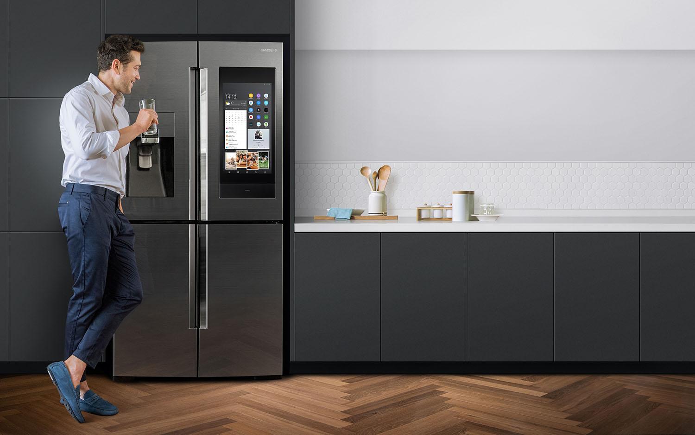 Ponadczasowe i współczesne do granic: takie są lodówki firmy Samsung!