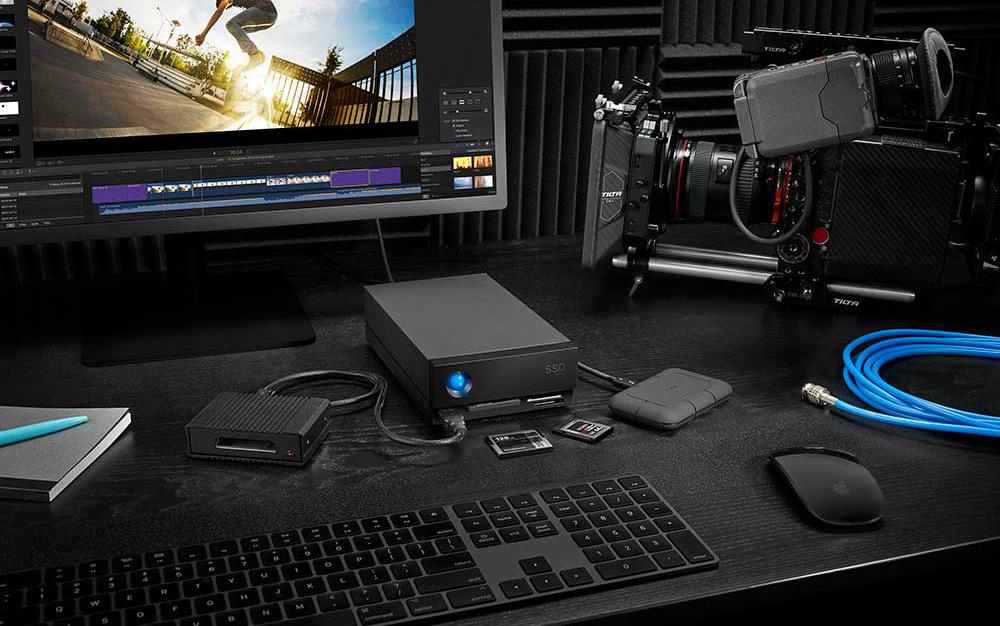 LaCie 1big Dock SSD Pro