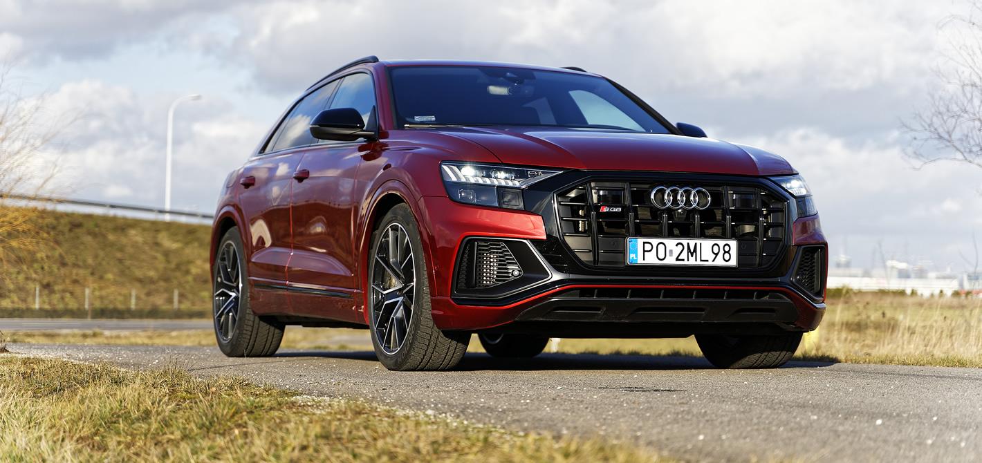 Audi SQ8 V8 TDI – oszczędny, szybki i zwinny… SUV? Test