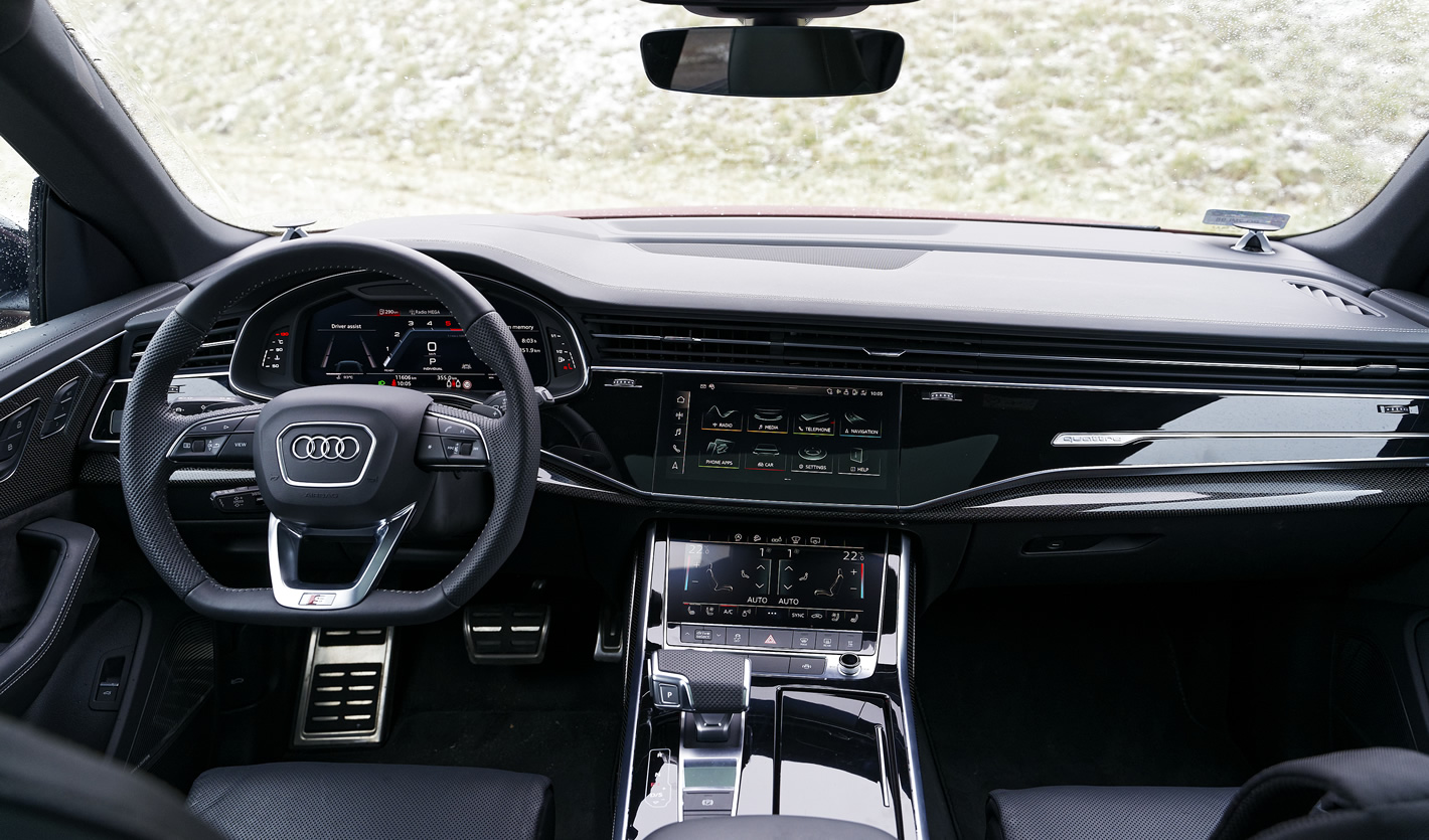 Audi SQ8 V8 TDI
