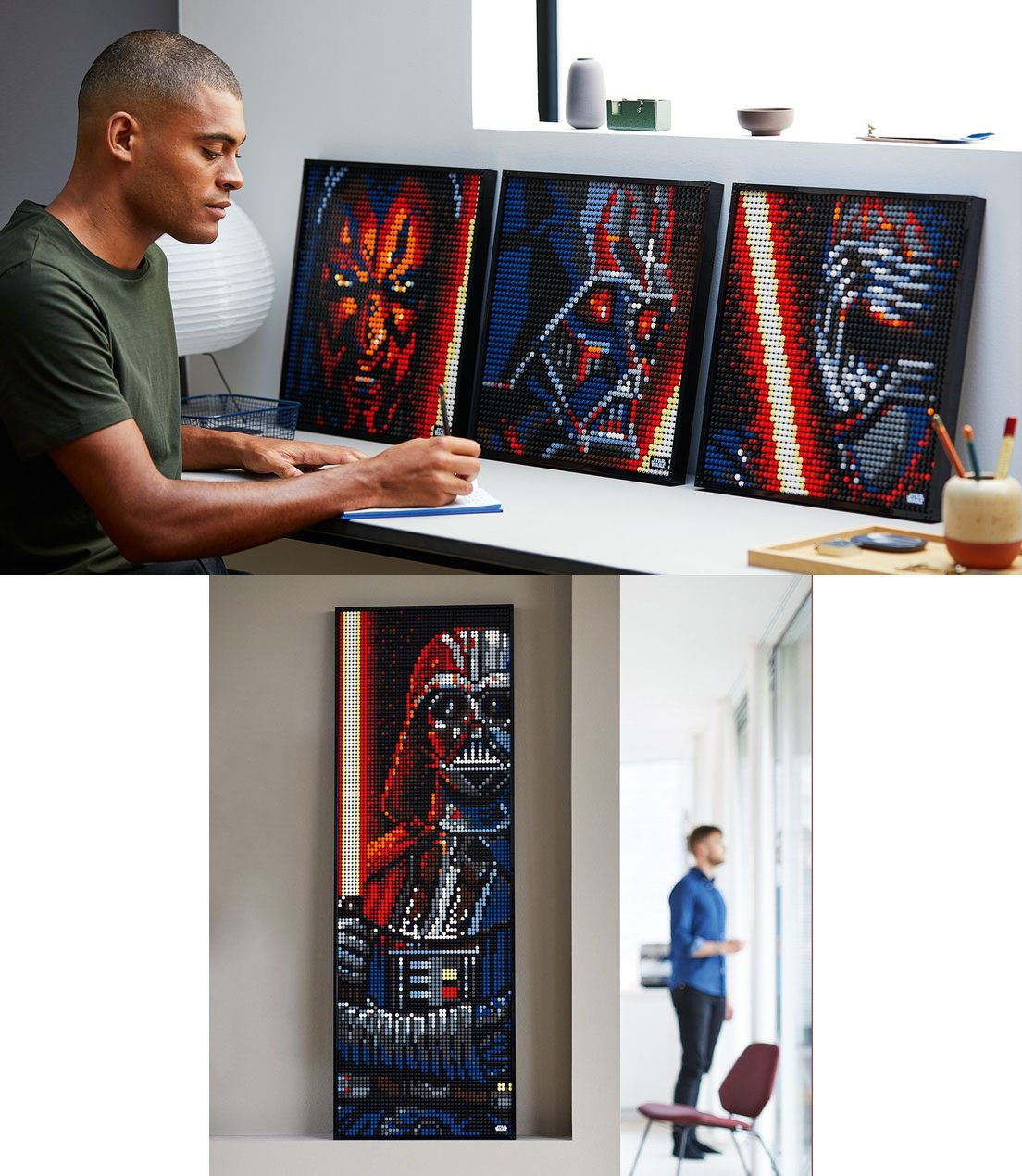 lego art the sith