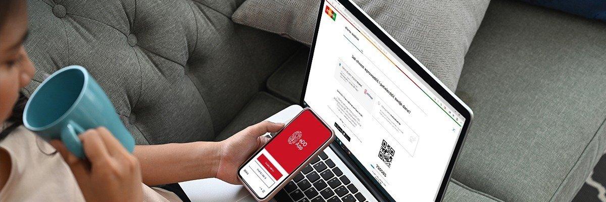 zakładanie konta w mbank z e-dowodem