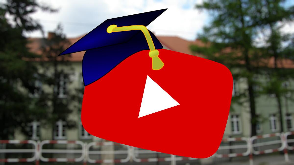youtube szkoła