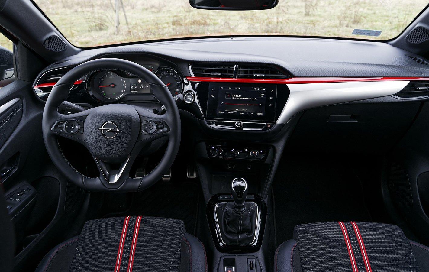 Opel Corsa 1.2 Turbo GS-Line