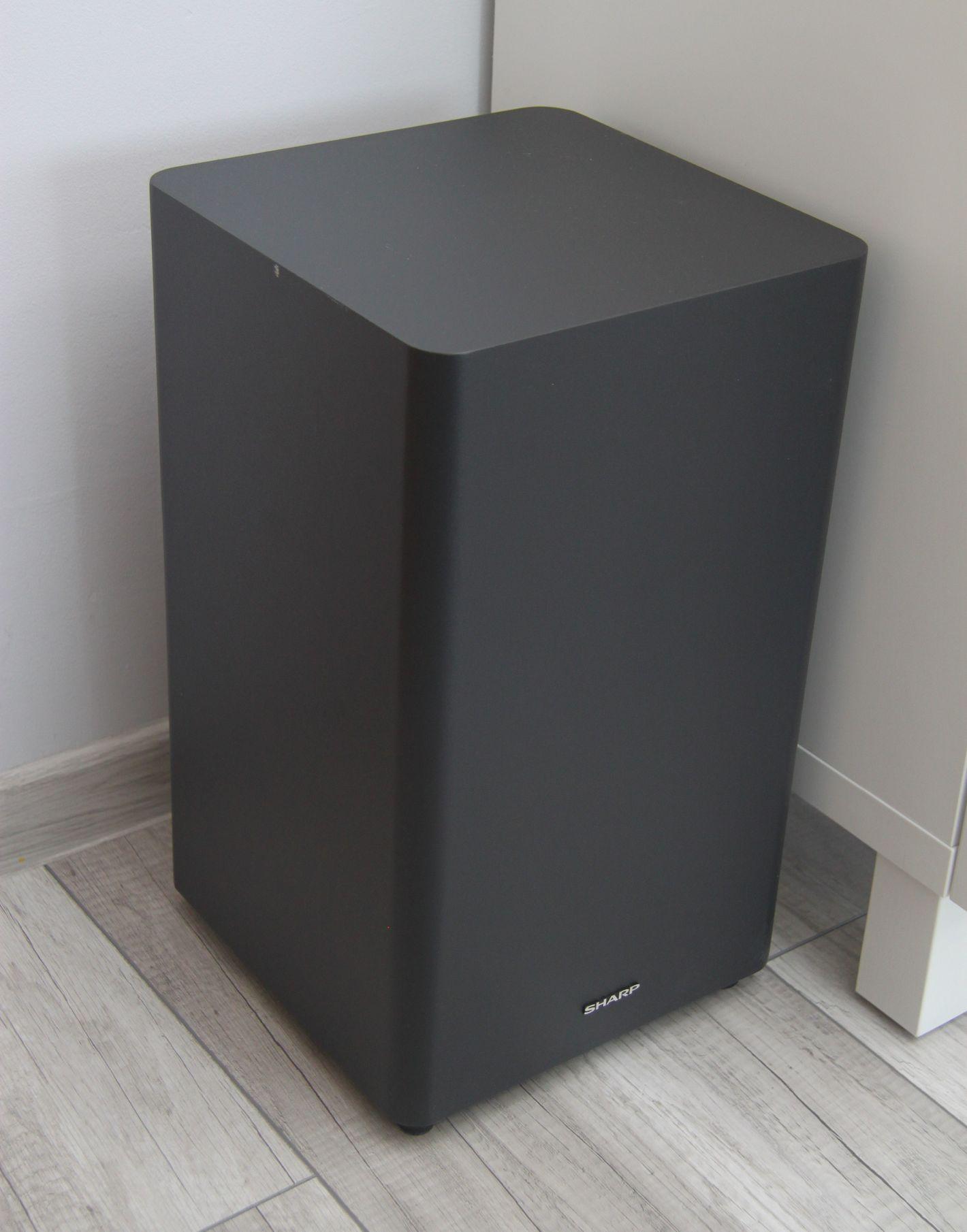 Sharp HT-SBW460 głośnik basowy