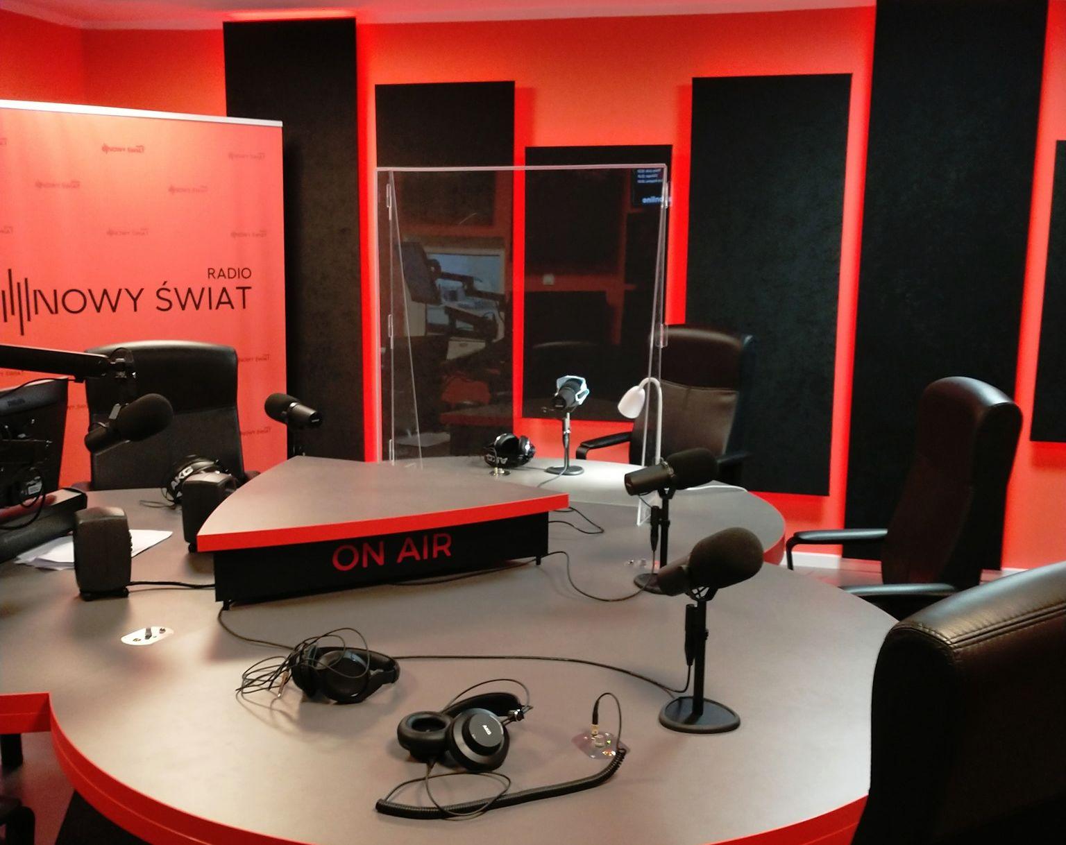 Radio Nowy Świat z prawie 0,5 mln słuchaczy na całym świecie!