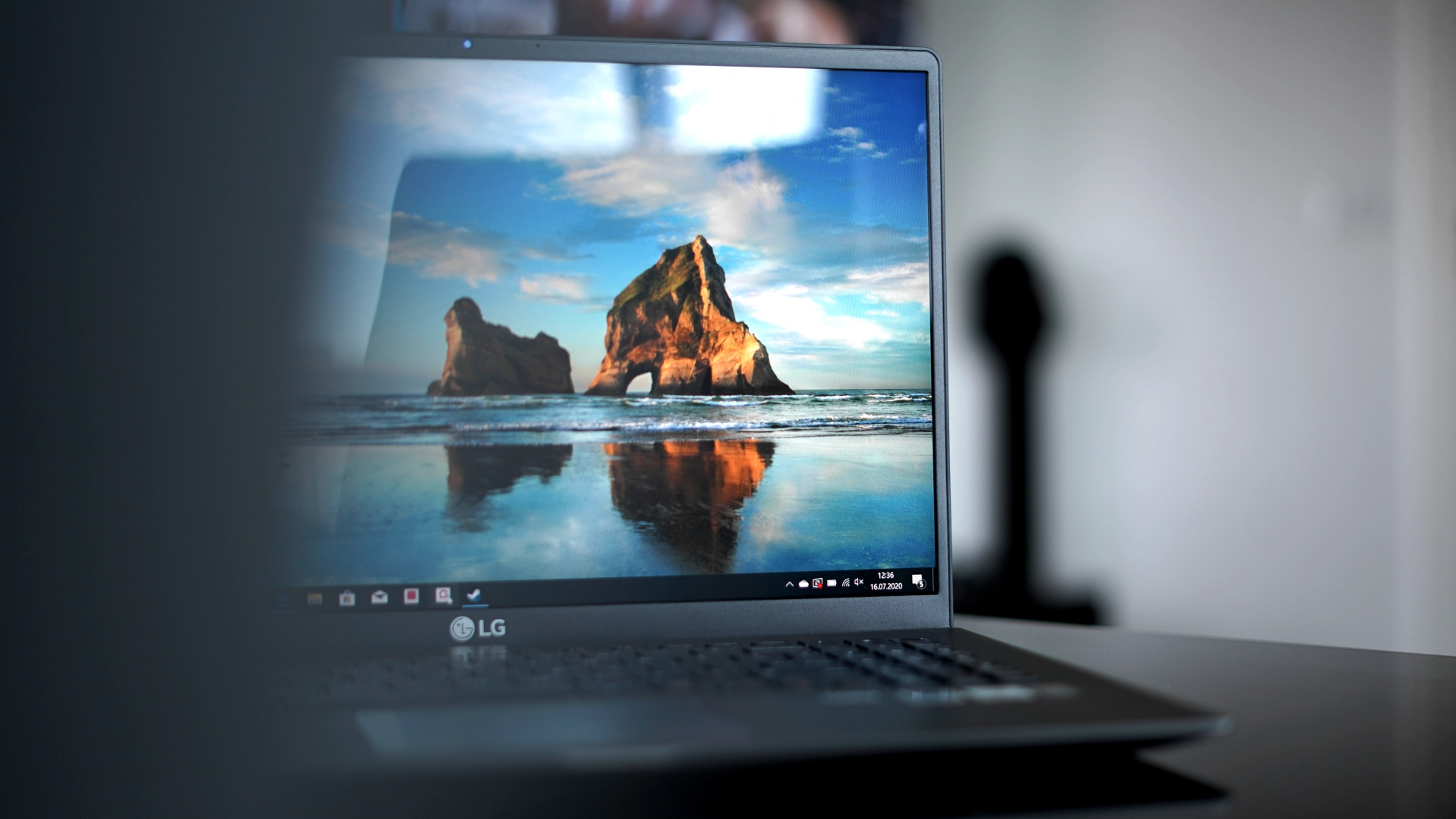 LG Gram 15 2020 ekran