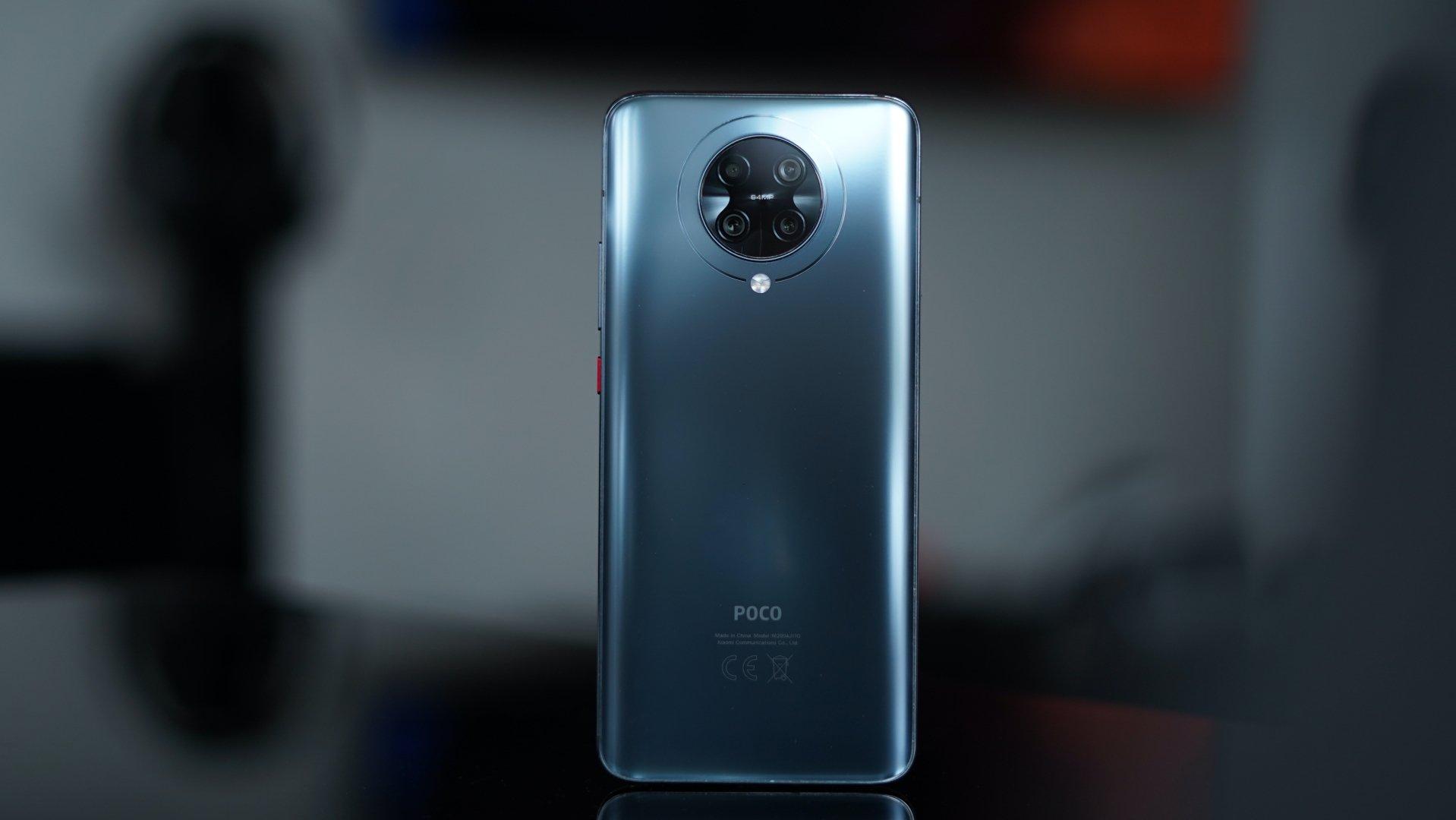Poco F2 Pro plecki i aparaty