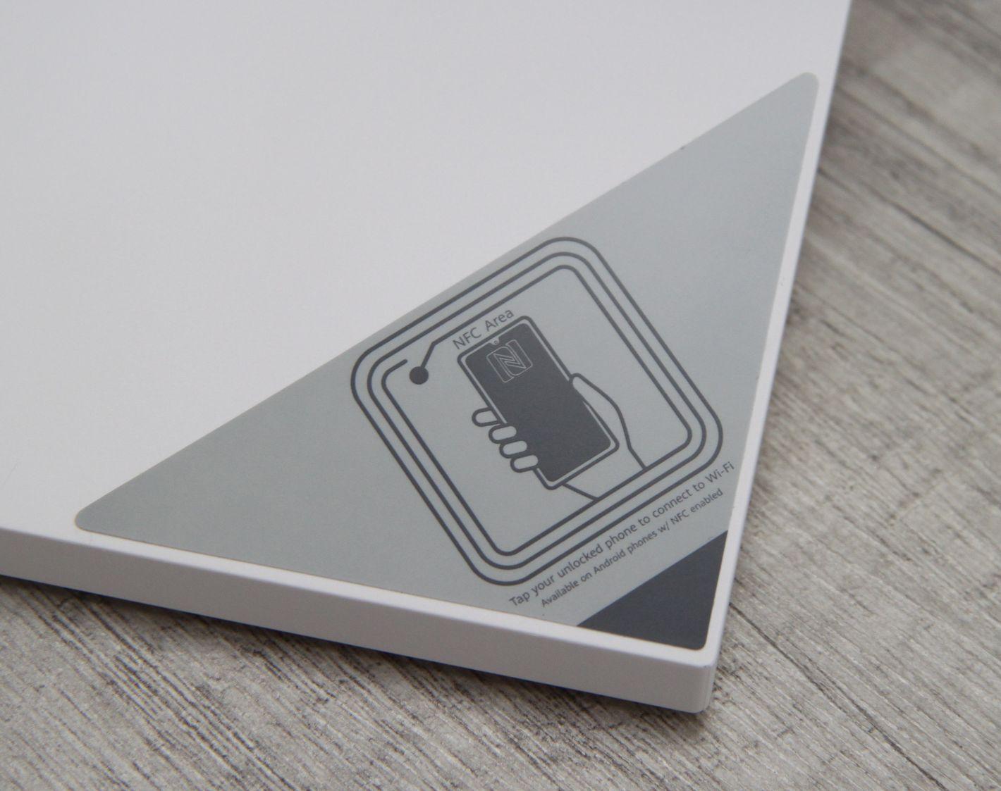 Huawei WiFi AX3 Quad core NFC