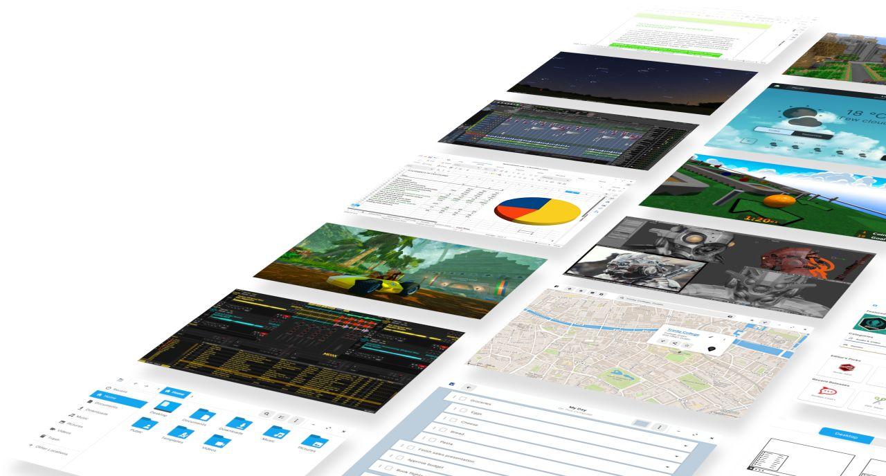 Zorin OS - aplikacje