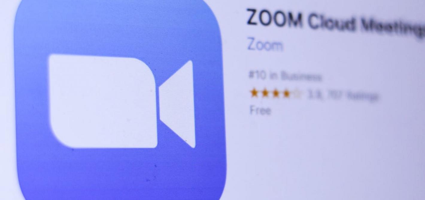 zoom aplikacja rekord