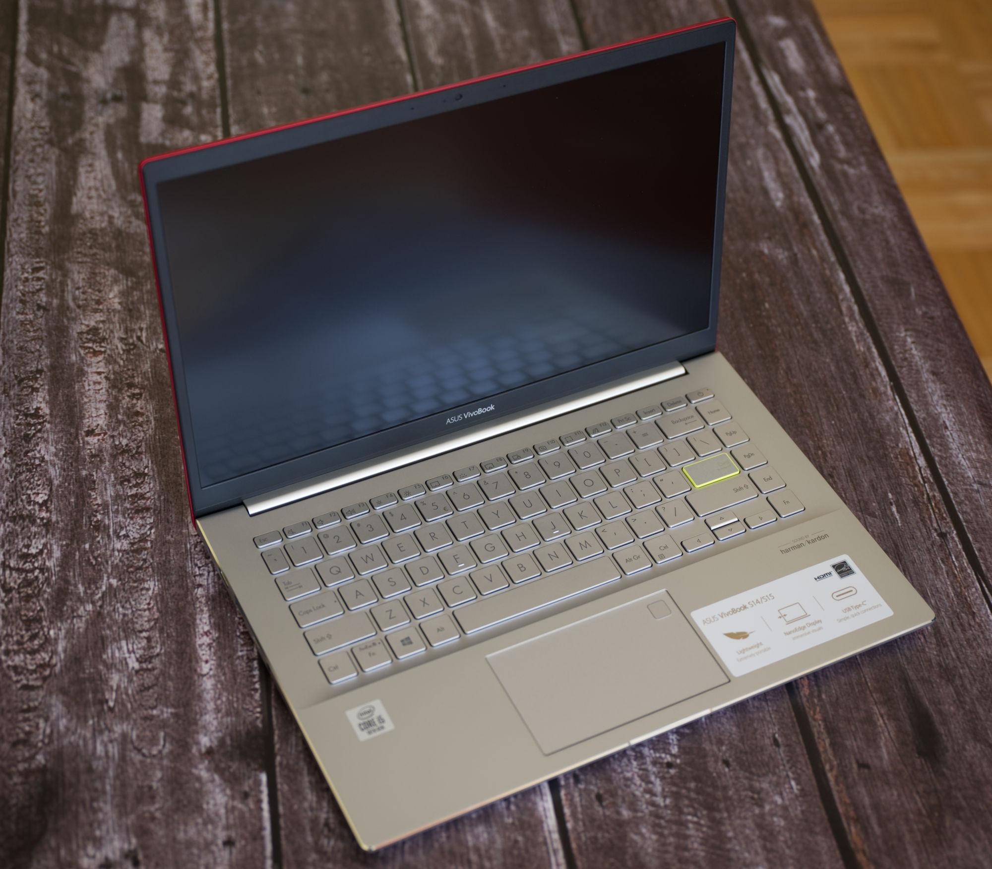 ASUS Vivobook S14 opinia recenzja laptop