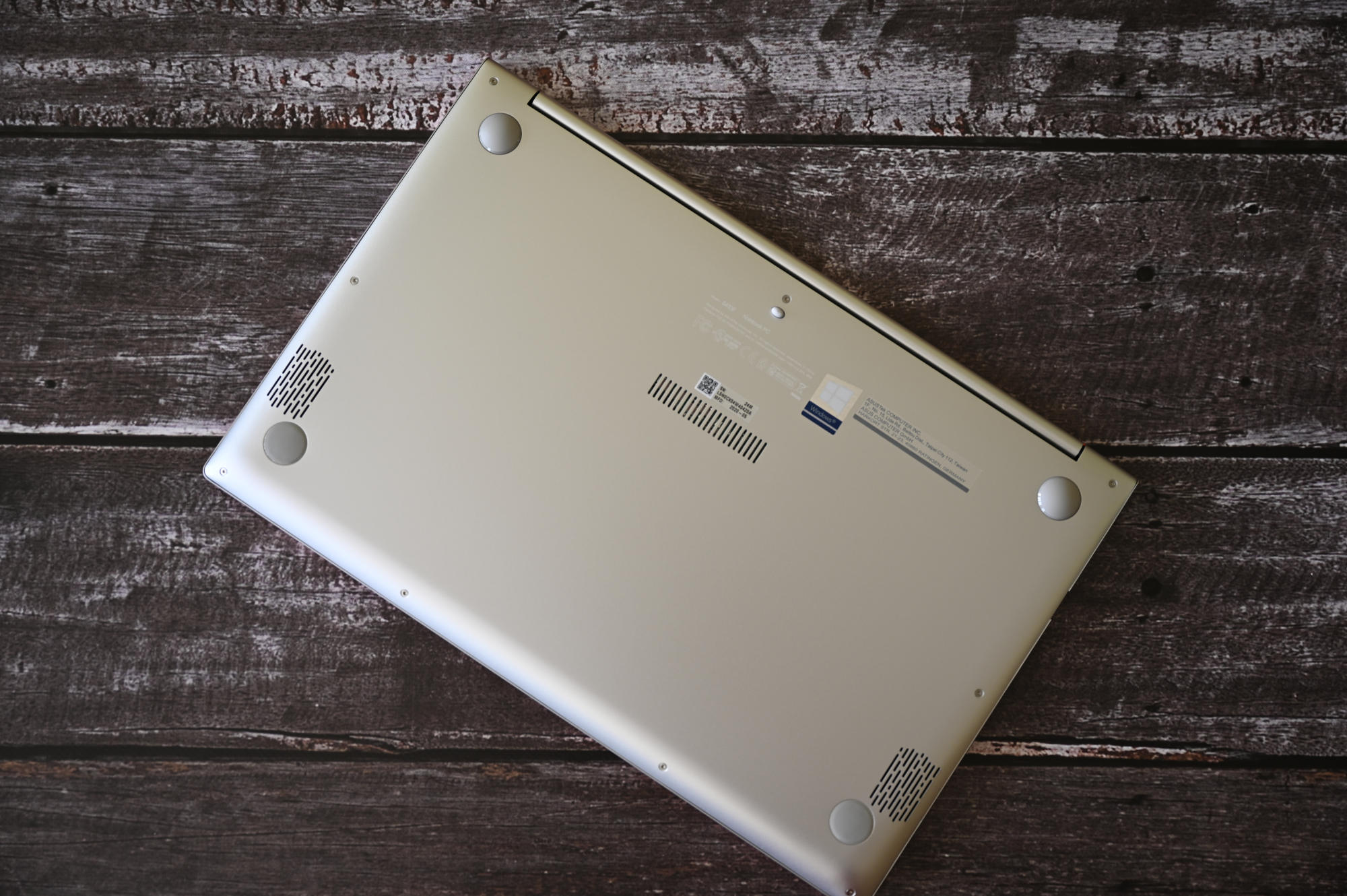 Vivobook S14 spód